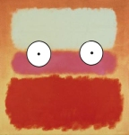 Rothko Eyes, Altered Rothko (2008-2012). Ongoing series.